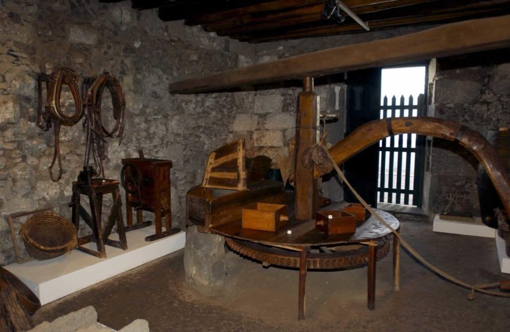 Musée de Graciosa exposant le mode de vie traditionnel des habitants